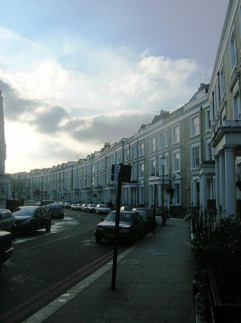 Eardley Crescent, London SW5