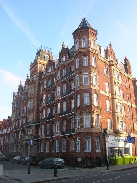Langham Mansions, Warwick Road, London SW5