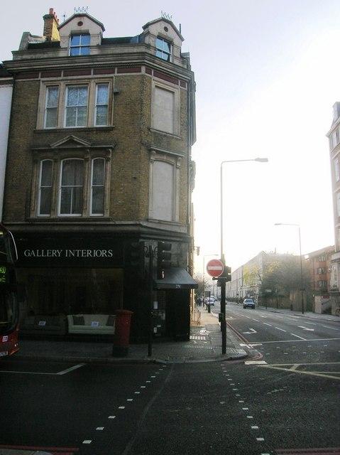 Gallery Interiors, Old Brompton Road, London SW5