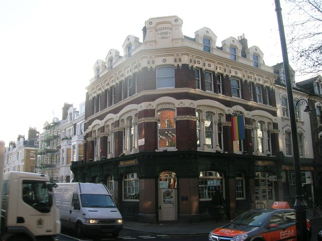 The Coleherne Public House, Old Brompton Road, London SW5