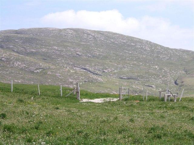 From Caolas, Vatersay, towards Barra