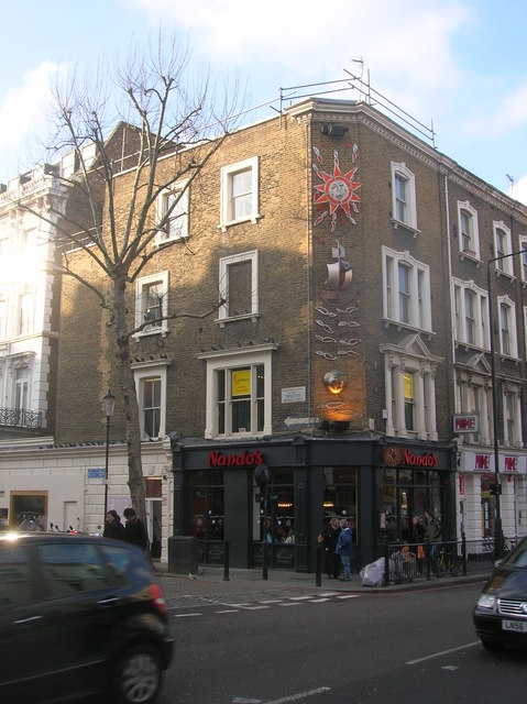Nando's, Earl's Court Road, London SW5