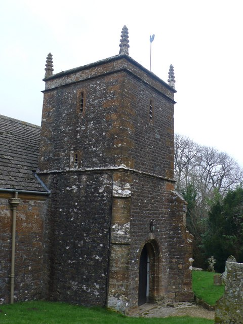 West Chelborough Church Tower