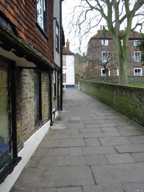 Seven Post alley part 1