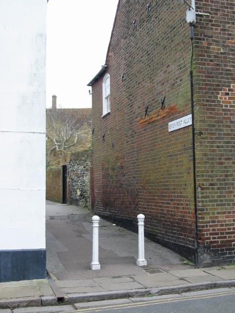 Seven Post Alley part 2