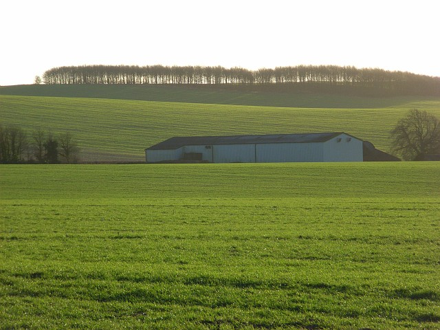 Woolstone Hill Barn