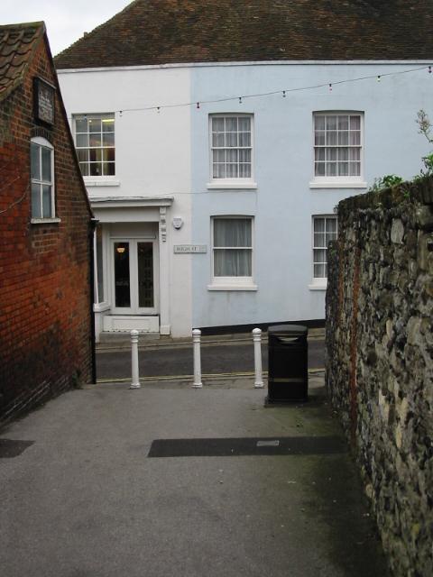 Seven Post Alley part 3