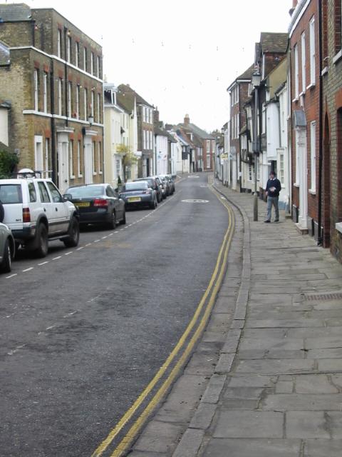 The High Street, Sandwich