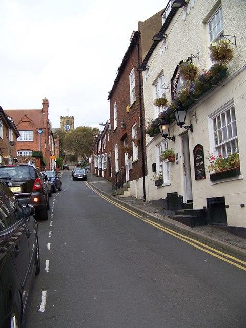 St Mary's Street, Scarborough