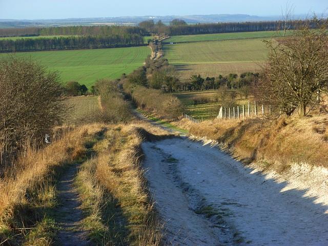 The Ridgeway, Whitehorse Hill