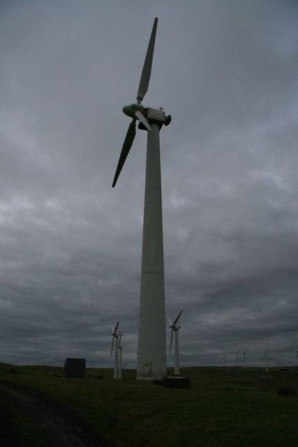 Windfarm turbine