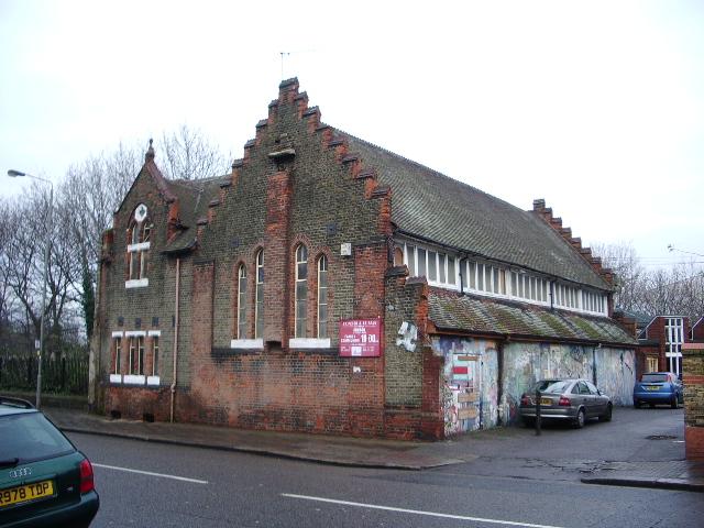 St Peter & St Paul Church, Plough Road, Battersea