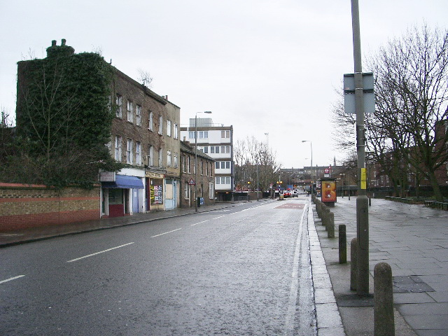 Plough Road, Battersea, London SW11
