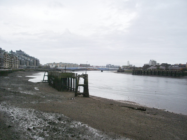 Battersea Reach, River Thames