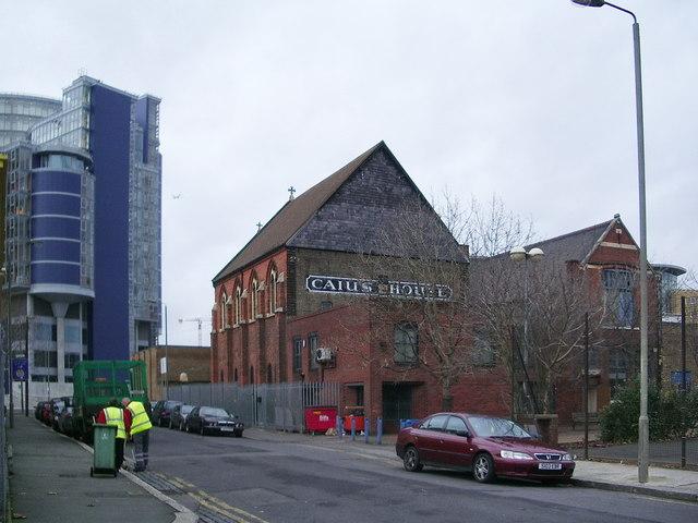 Caius House, Holman Street, Battersea SW11
