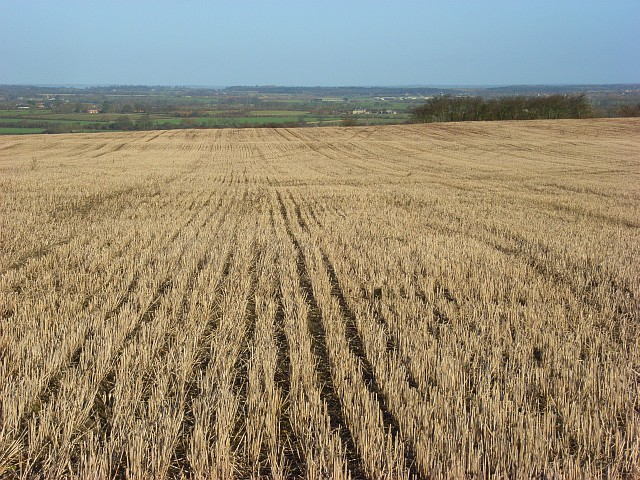Farmland, Uffington
