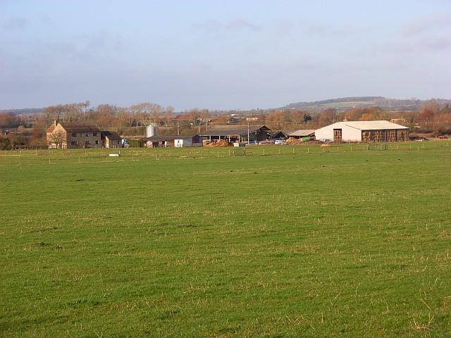 Broadway Farm, Uffington