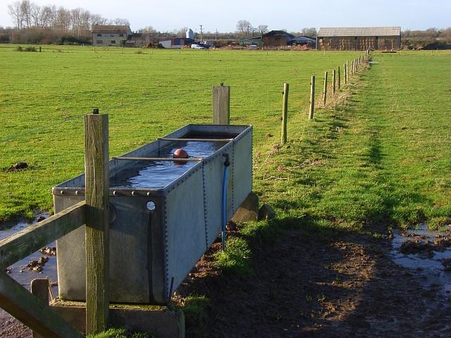 Farmland, Uffington