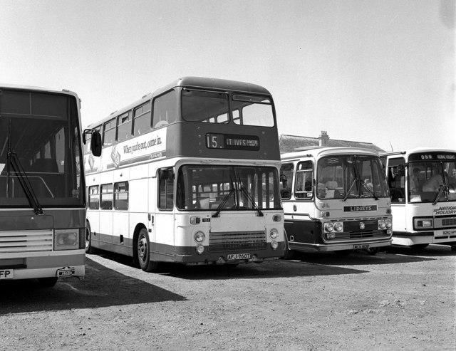 Lands End bus terminus