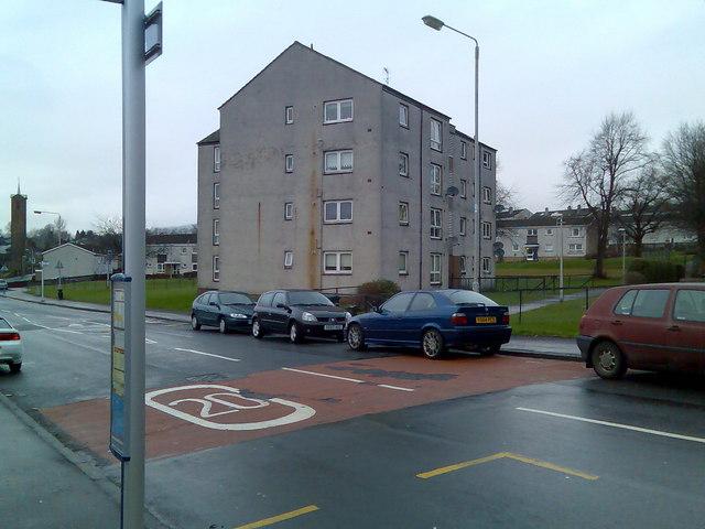 Second Avenue flats