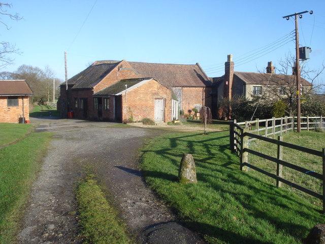 Coton Cottage Farm