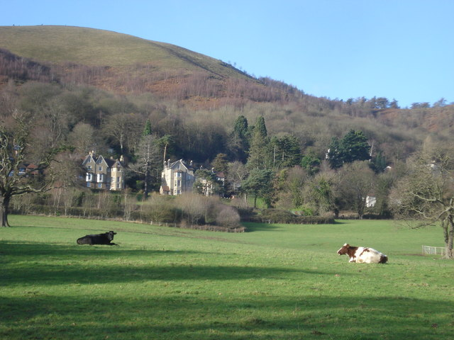 Pasture land at Malvern Wells