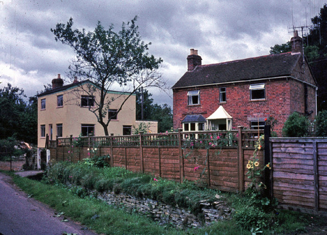 Cottages at White End, Ashleworth