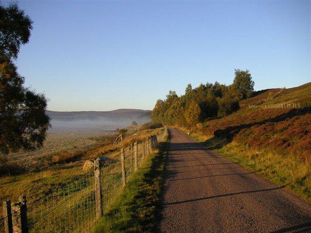 Beside the Findhorn