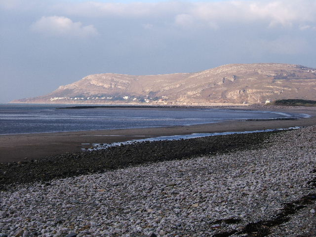 The west side of the Great Orme