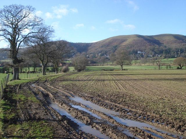 Bridleway to Malvern Wells 2