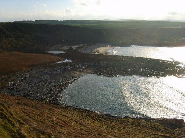 Drumbreddan Bay