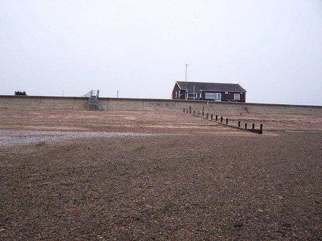 Beach at Seasalter