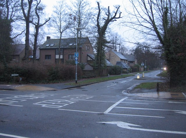 A gloomy Chaucer Road