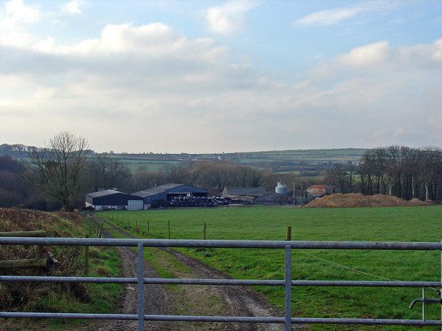 Trefaes Isaf Farm