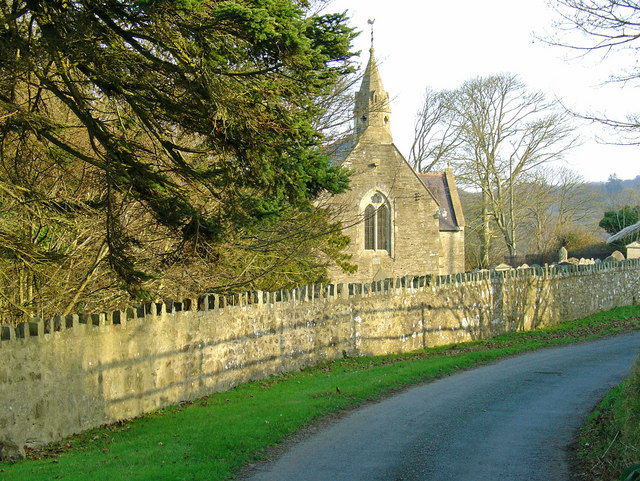 Moylgrove Parish Church