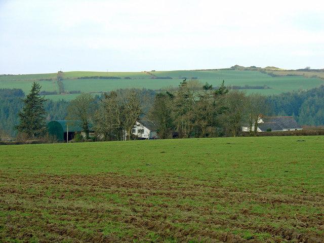 Cipyllygwynt Farm