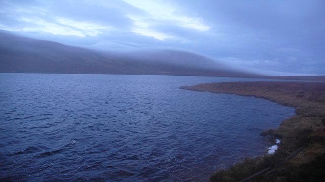 Spit on Loch na Gaineimh