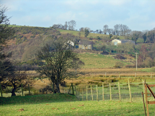 Pencnwch Bach Farm
