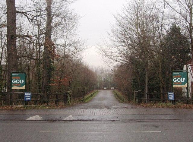Access to Cambridge Lakes