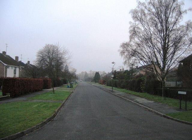 Porson Road
