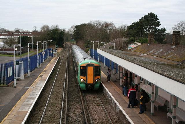 Ewell East station