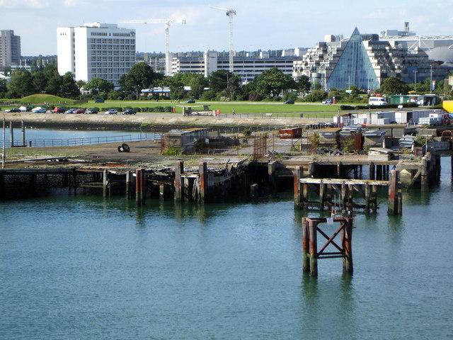 Disused Royal Pier