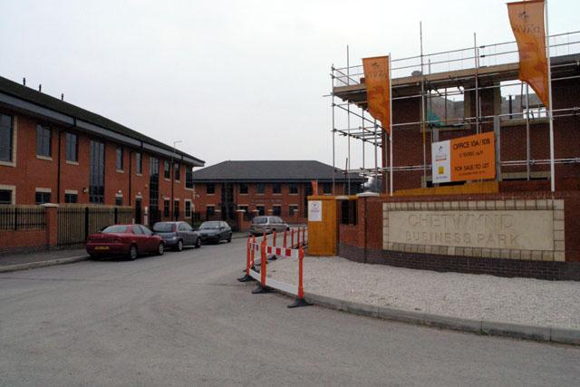 Chetwynd Business Park