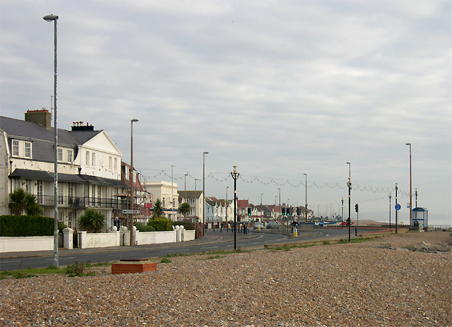 Brighton Road, Worthing, West Sussex