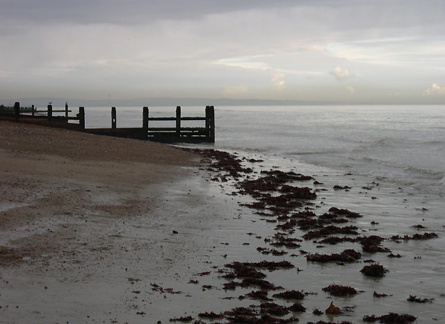 Worthing Seashore, West Sussex