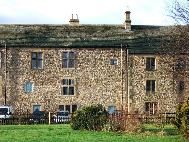 The Stableyard, Hardwick Hall