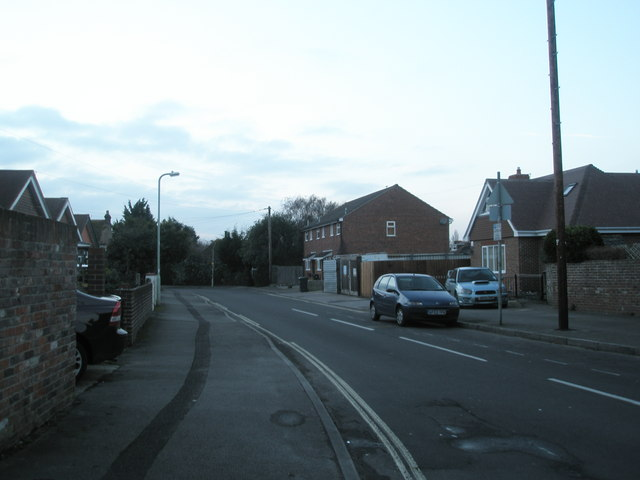 St James Road, Emsworth