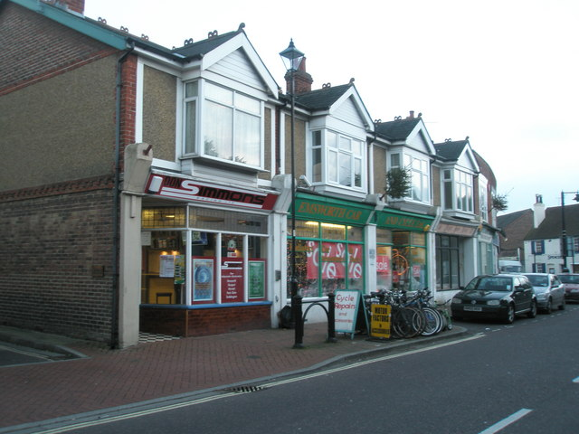 Shops in North Street