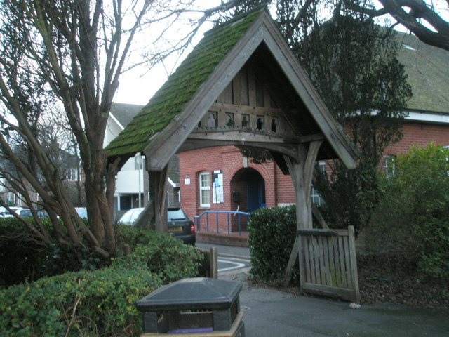 Lych Gate at St James