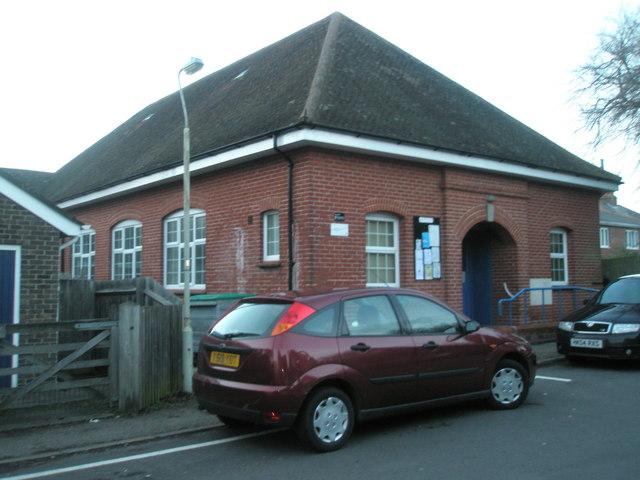 Church Hall of St James